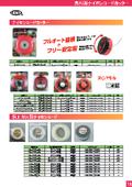 ナイロンコードカッター・草刈刃・作業用補助/保護具 カタログ