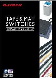 総合カタログ『テープ&マットスイッチ』 表紙画像