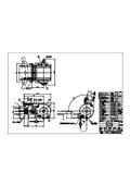 バネ付き蝶番『YKバランサー SR2-60 防水型』組立図 表紙画像