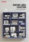 BARCODE LABELS COLLECTION 表紙画像