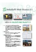 【IoT】InduSoft Web Studio(IWS)v8.1 機能詳細説明カタログ