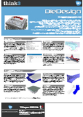3次元CAD『ThinkDesign』DieDesign 表紙画像