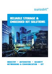 2020 Product - SSD,CF,CFAST,PCIe,SD,microSD,USB,eMMC,Security 表紙画像
