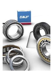 SKF 円筒ころ軸受 表紙画像