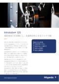 新ミックス粉『Intralube GS(イントラルーブ GS)』