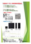 導電性ダイヤモンド電極標準品カタログ