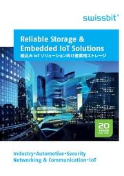 2021製品ガイド - SSD,CF,CFex,CFAST,PCIe,SD,microSD,USB,eMMC,Security 表紙画像