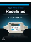 気体用多機能質量流量計 MASS FLOW MULTI-METER 製品カタログ