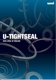 金属ガスケット 「U-TIGHTSEAL」 表紙画像