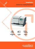 郵便料金計器『IS-280』