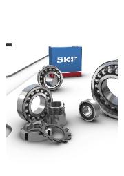SKF 自動調心玉軸受 表紙画像