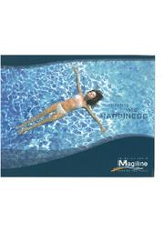 <施工事例>Magiline Poolカタログ 表紙画像