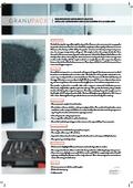 GranuPack/タップ密度 自動測定装置