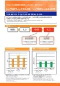 アルミ染色品専用ニッケルフリー封孔剤:トップNFシールS-205 染料定着剤との組み合わせで抜群の染料定着性!