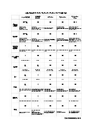 アルコール除菌剤・次亜塩素ナトリウム・ソウジスキー・ジョキンスキー・ジョキンスキープラス比較一覧表 表紙画像