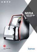 プログラム機能搭載 同軸ケーブル加工機『Mira 440 /440 SF』