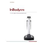 体成分分析装置『InBody570』 表紙画像