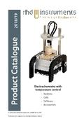 電気化学測定セル&インピーダンス解析ソフトウェア