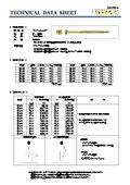 テクニカルデータシート(フィニッシュビス) 表紙画像