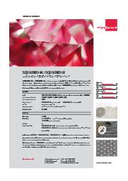レジンボンド系ダイヤモンド研削パッド 表紙画像