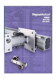 Hepco Motion HDS2システム 表紙画像