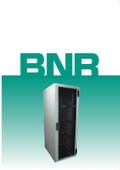 <スチール>19インチラック 「BNR ICT Series」 表紙画像