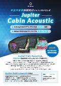 車室内音響解析メッシュモデリング『Jupiter-Cabin Acoustic』【モデリング工数80%削減】