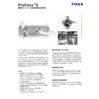 食肉用インライン近赤外成分測定装置『ProFoss2』 表紙画像