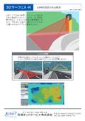 3Dスキャン計測システム 3Dサーフェス-R 表紙画像