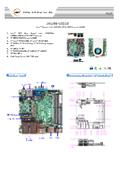 NUC規格 i5-10210U搭載ボード JNU95-10210