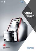 プログラム機能搭載ワイヤーストリッパー Mira 230 表紙画像