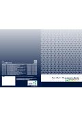 【総合カタログ・事例紹介】プチプチ加工品総合カタログ 加工品の導入で工数削減を 表紙画像