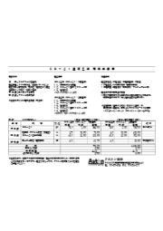 CS-21塗布工法 標準単価表(アストン協会) 表紙画像