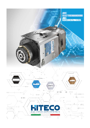 【Hiteco社】ATCタイプ電動スピンドル 表紙画像