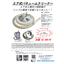 ペール缶用 エア式 バキュームクリーナー APPQO550 乾湿両用 現場清掃のコトならお任せください 電力不要のエア駆動掃除機 表紙画像