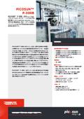 ALD装置(原子層堆積装置)『P-300B』 表紙画像