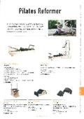 Pilates Reformer 製品カタログ