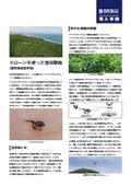 [導入事例]ドローンを使った害虫駆除(鹿児島県喜界島)