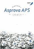 生産管理スケジューラ『Asprova APS』 表紙画像