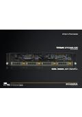 TITAN 2104A-G5 GPUサーバ データーシート 表紙画像