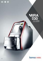 プログラム機能搭載ワイヤーストリッパー『Mira 230』 表紙画像