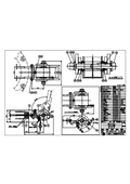 バネ付き蝶番『YKバランサー SR3-45 防水型』組立図 表紙画像