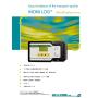 衝撃記録装置(ディスプレイタイプ) MONI LOG Shock Display curve 表紙画像