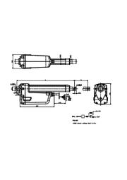 電動アクチュエータ『805型』 ホールセンサー図面 表紙画像