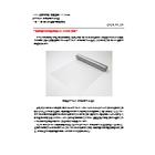 RoHS II指令対応『アキレス作業台用マットII』ニュースリリース 表紙画像