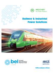 鉄道関連電源 IRIS準拠 表紙画像