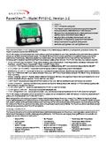 電子制御エンジン用ディスプレイ パワービュー PV101 表紙画像