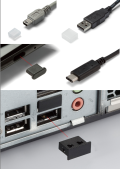 USBコネクタ カバー・防塵プラグ(USBタイプC・MicroUSB・USBタイプAなど)
