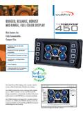 電子制御エンジン用ディスプレイ パワービュー PV450 表紙画像