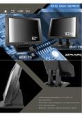 液晶ディスプレイ XENARC 1200TS 製品カタログ 表紙画像